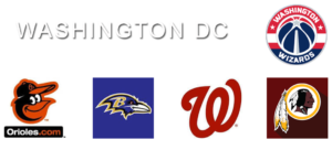 Washington DC Sports Teams